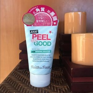 Other - Peel So Good Skin Renewal Solution Mask